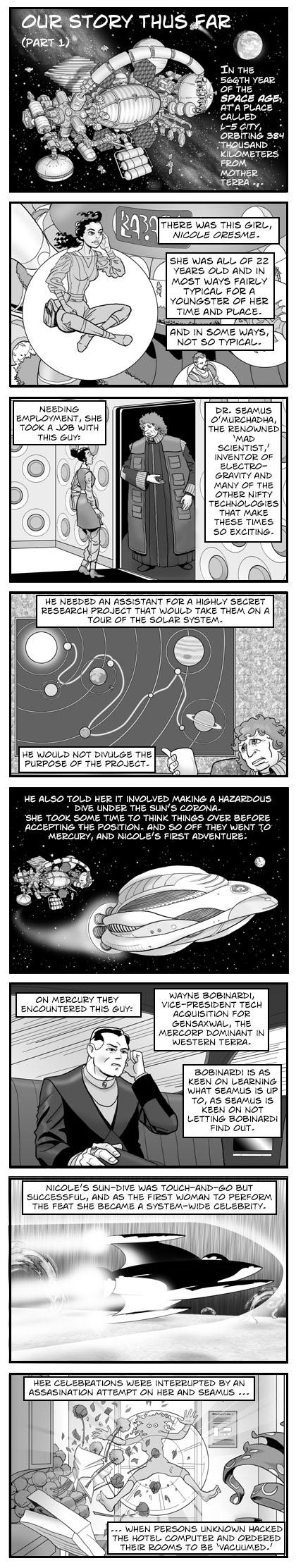 Strip 867 of Quantum Vibe