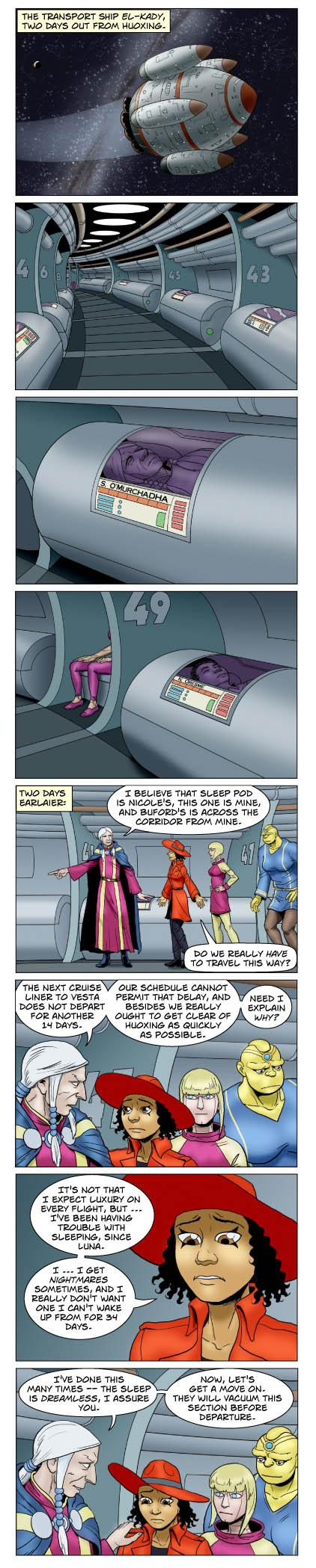 Strip 551 of Quantum Vibe