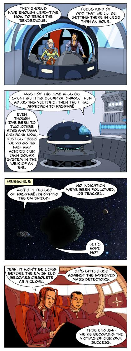 Strip 1051 of Quantum Vibe