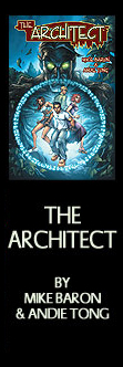 The Architect - by Mike Baron & Andie Tong
